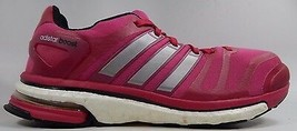 Adidas Adistar Boost Femmes Chaussures Course Taille Us 7 M (B) Ue 38 2/3 Rose