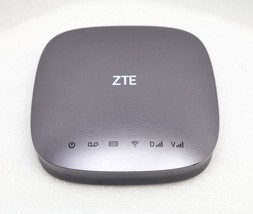 ZTE MF275R Turbo Hub | BELL Mobile Canada Hotspot Gray