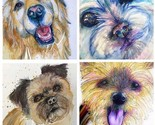 Pet Portraits by Nanci -  Give the gift that will last furever and forever  - €231,67 EUR