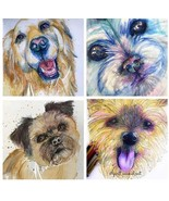Pet Portraits by Nanci -  Give the gift that will last furever and forever  - $250.00