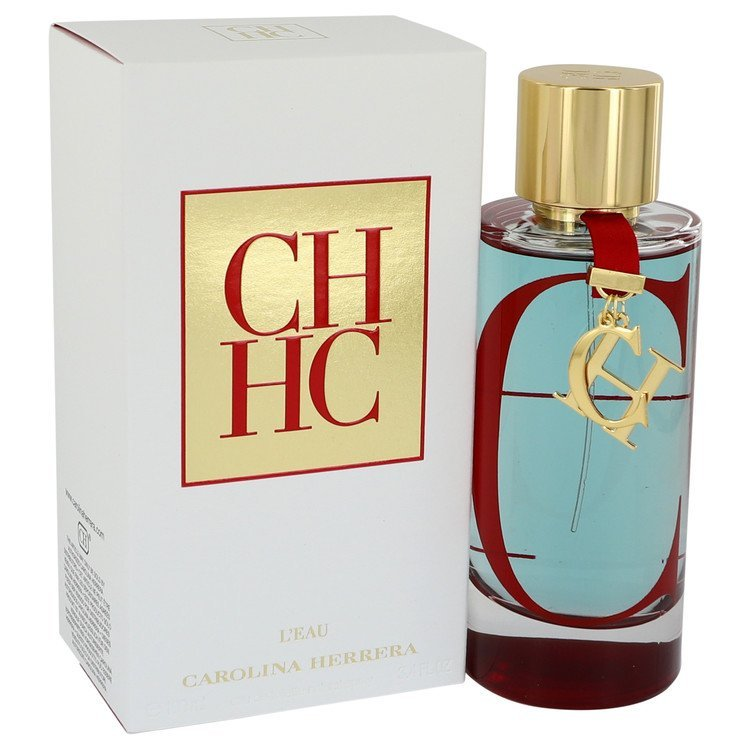 Carolina herrera ch l eau 3.4 oz edt perfume
