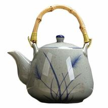 George Jimmy Classical Ceramic Teapot 1000ML Large Capacity Single Pot A11 - $47.46