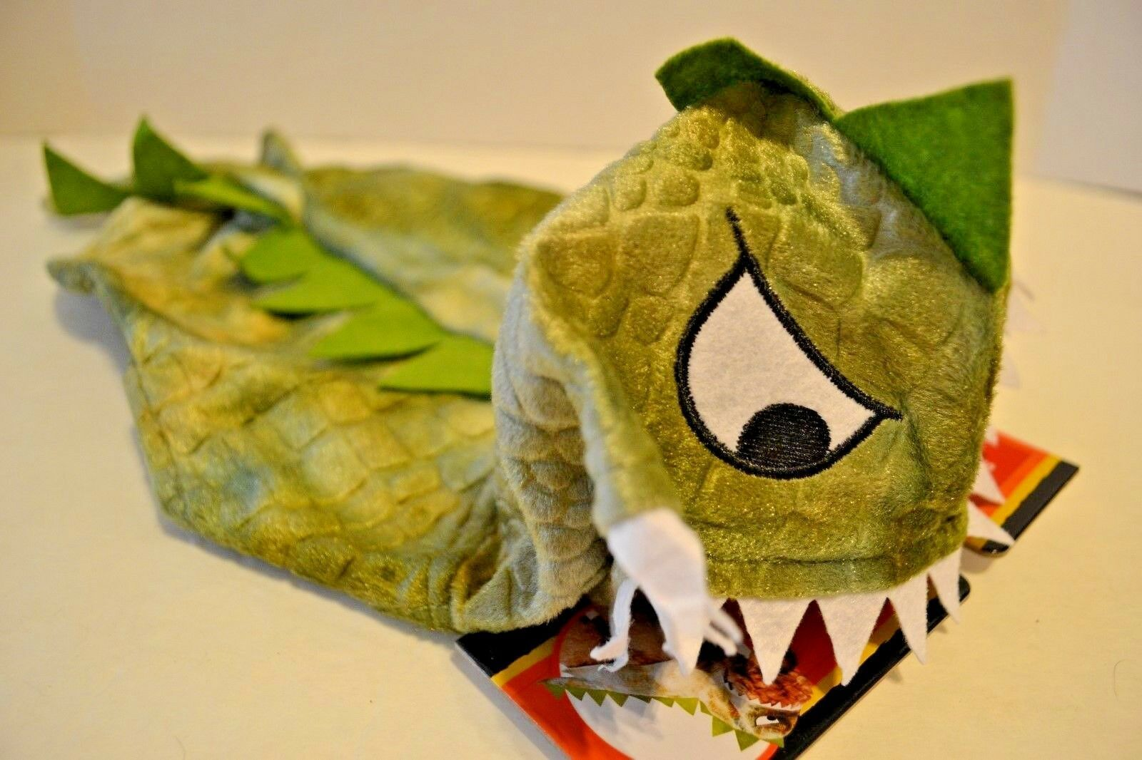 Primary image for Fetchwear Dog DINOSAUR Halloween Costume Dress Up X Small Small  Large NWT