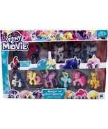 My Little Pony The Movie Magic of Everypony Roundup Ensemble Pony Set - $18.95