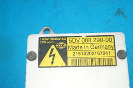 MERCEDES Audi Bmw Jaguar XENON HID Headlight Ballast Control Unit 5DV-008-290-00 image 4
