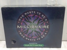 Who Wants To Be A Millionaire Pressman Board Game New Sealed 2000 shelf - $19.99