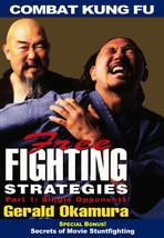 Combat Kung Fu San Soo Free Fighting Strategies #1 Single Opponents DVD ... - $19.99