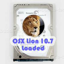 """Macbook Pro 1TB Solid State Hybrid Drive SSHD 2.5"""" LION 10.7 a1181 a1211... - $99.16"""