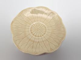 "Metlox Poppytrail Lotus Wheat 8"" Salad Plate - $6.93"