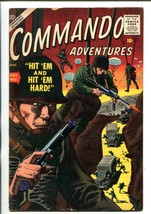 COMMANDO ADVENTURES #2 PARACHUTE PARATROOPER SEVERIN FN+ - $62.08