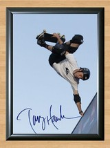 Tony Hawk Skateboad Skate Skater Hawks Signed Autographed A4 Print Photo Poster - $9.95
