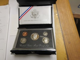 1996 United States Mint Premier Silver Proof Set  Lot of 5 Sets - $195.00