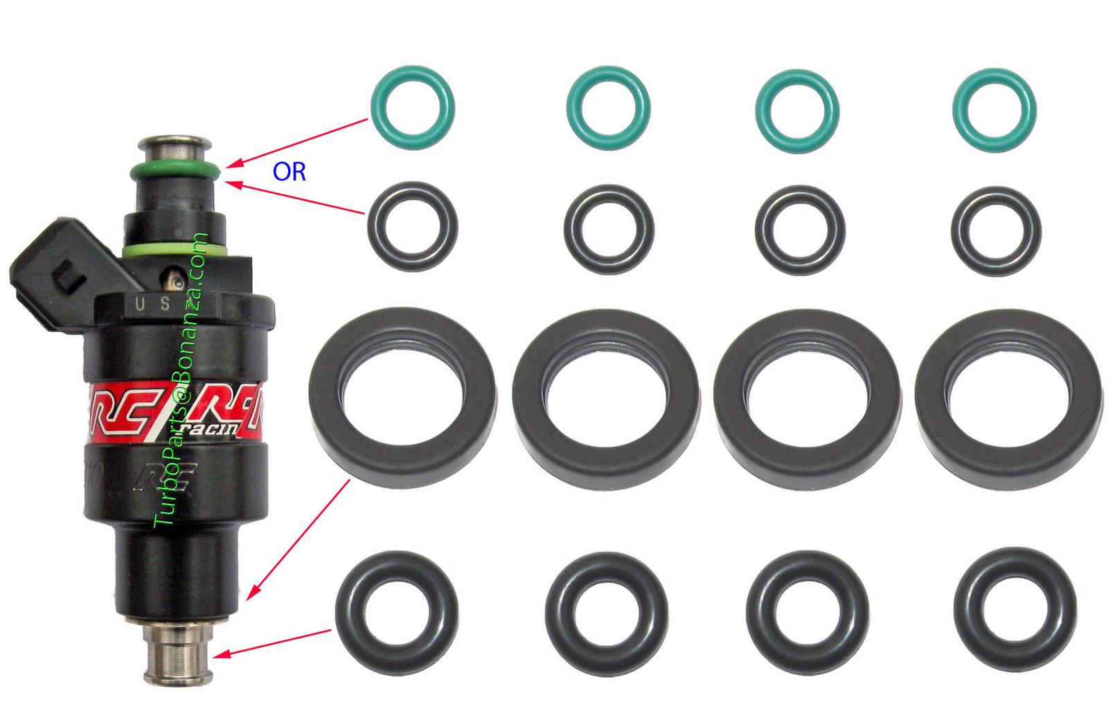 ; ; OBD1 OBD2 6 Acura Injector Top /'O/' Rings OBD0