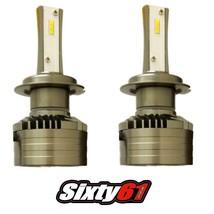 LED Bulbs for Kawasaki Ninja 250R EX250 2008-2012 35W Headlight 10000 Lumens - $58.34