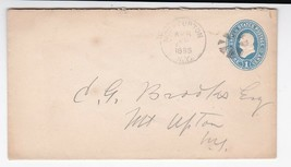 MOUNT UPTON NEW YORK APRIL 20 1895 - $2.68