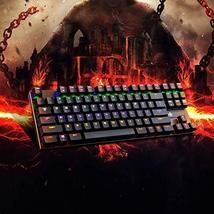 STOGA Mechanical Gaming Keyboard, Anti Ghosting USB Wired Gaming Keyboard with 8 image 5