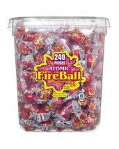 Fireballs Candy 4.05 Pound Bulk Tub 240 Count NEW - $30.58