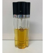 Vintage Oscar de la Renta Eau de Toilette 3.3 oz Parfum France Partially... - $48.38