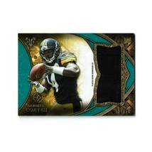 2015 Topps Triple Threads Rookie Jumbo Relics Emerald Sammie Coates - $19.79