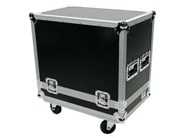 ATA FENDER HOT ROD DEVILLE 212 GUITAR AMPLIFIER FLIGHT ROAD AMP CASE w/ ... - $299.99