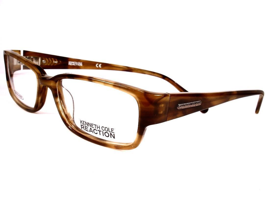 90fea851621 Kenneth Cole Reaction Eyeglass KC 720 Brown and similar items. S l1600