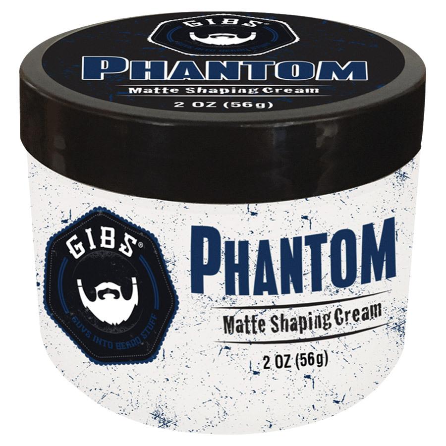 GIBS Grooming Phantom Matte Shaping Cream, 2oz