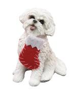 Sandicast Christmas Ornament, White - $9.17