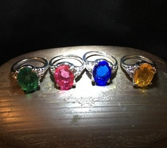 Draw Psychic Abilities Celtic Third Eye Ring Learn Insight Inspired Talisman - $20.00