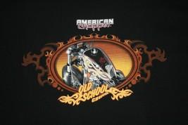 Black American Chopper Old School T Shirt XL - $13.33