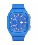 Mens Adidas ADH2112 Toronto Candy Strap Blue Dial Unisex Chronograph Watch - ₹3,700.63 INR
