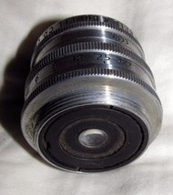 """Super Comat Bell & Howell Camera Lens 0.7"""" f/2.5 3833 Very Smooth SHIPS ... - $92.43"""