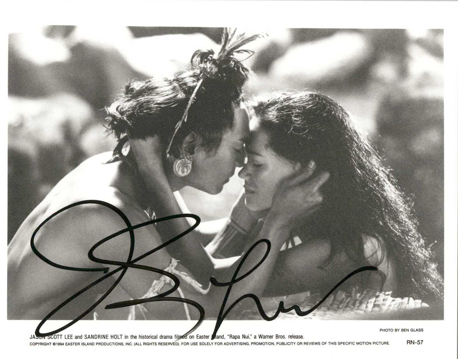 Primary image for Jason Scott Lee Signed Autographed Glossy 8x10 Photo