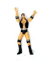 "WWE Wrestling Scott Hall Toy Biz Smash n Slam Action Figure 6"" - $23.00"