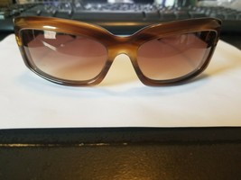 "Oliver Peoples ""Ingenue"" SYC Sycamore Brown & Brown Gradient Sunglasses NEW - $38.61"