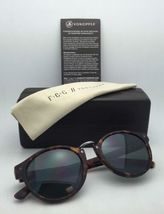 F.C.G. VONZIPPER Sunglasses VZ STAX Tortoise & Pewter Frame w/ Grey-Green Lenses image 11