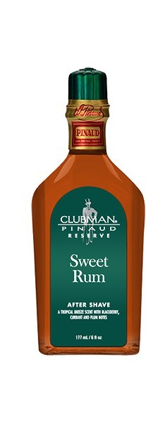 Clubman Reserve After Shave, Sweet Rum  6 oz