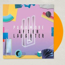 PARAMORE After Laughter LP Record ORANGE MARBLE VINYL New & Sealed /2000 - $138.55