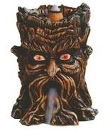 Tree Spirit Smoking Cone Incense Burner Figurine Gift Home Decor GSC 51180 - $12.56