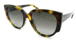 Christian Dior Sunglasses Dior Night 1 05LHA 55-19-145 Havana / Brown Gradient - $176.40