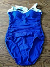 Ralph Lauren Blue One Piece Size 14 image 1