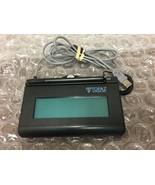 Topaz T-LBK462-HSB-R Backlit Signature Capture Pad USB - $25.00
