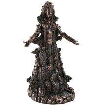 Celtic Mythology Goddess Danu Irish Goddess Cast Bronze Collectible Figu... - $49.99