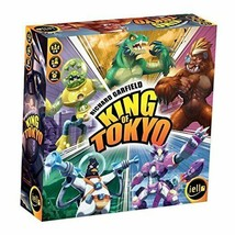 IELLO King of Tokyo: New Edition Board Game - $47.39