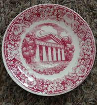 Homer Laughlin Early American Homes Arlington Robert E. Lee 1940 USA saucer - $19.99
