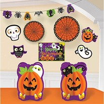 amscan Friendly Characters Halloween Trick or Treat Room Decorating Kit (10 - $21.12