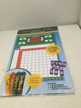 New Football Pool Party Game Party Supplies with award ribbons Super Bowl - $4.99