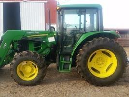 2010 John Deere 6230 For Sale In Hazel Green, Wisconsin 53811 image 1