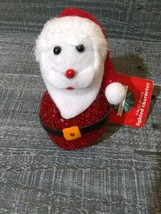 Christmas Santa Snowman Lights up December Home New - $13.49