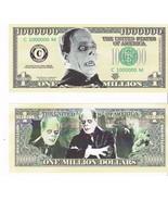 PHANTOM OF THE OPERA $1,000,000 DOLLAR BILL 2013 NOVELTY MONEY - $2.23
