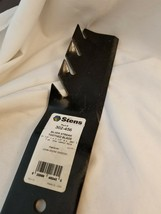 Stens 302-456 Silver Streak Toothed Blade - New - $8.86